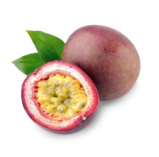 Le fruit de la passion - Fruit de la ronce commune ...