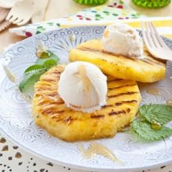 Ananas Rôti au Balsamique