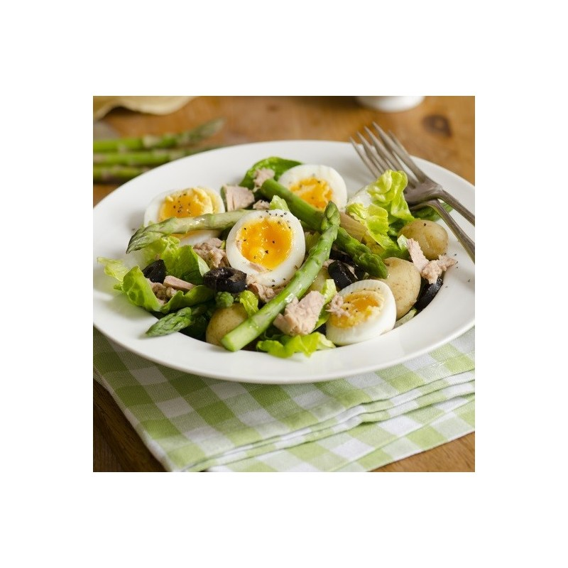 Salade Asperges auThon