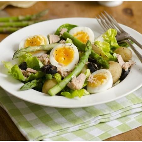 Salade Asperges, Pommes de Terre et Thon