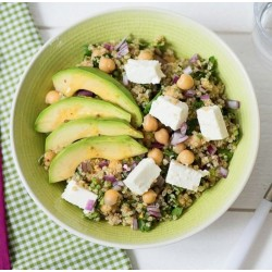 Salade Quinoa et Avocat