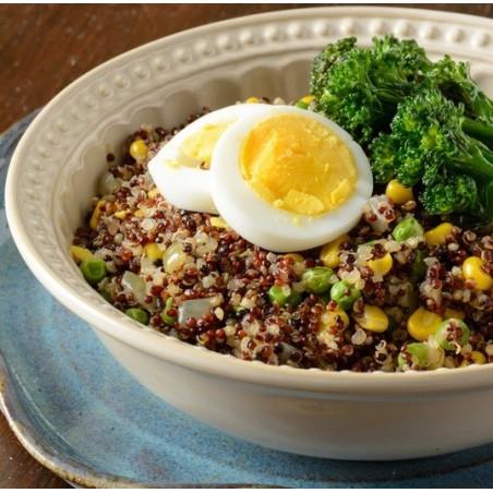 Quinoa bowl au brocoli