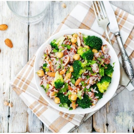 Salade de brocoli aux 2 riz