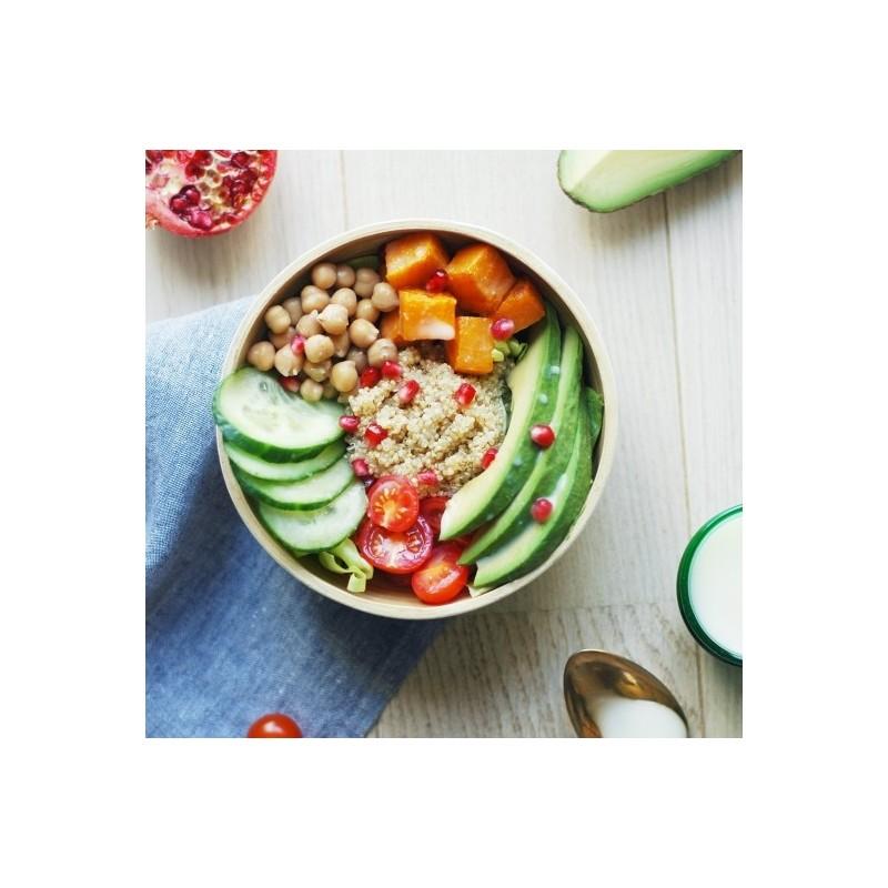 Buddha Bowl aux légumes colorés