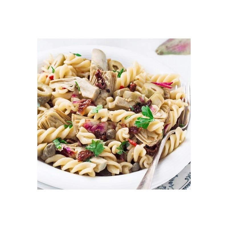 Salade de pâtes à l'artichaut