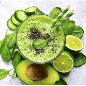Green smoothie au chia