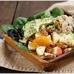 Salade détox aux graines de chia