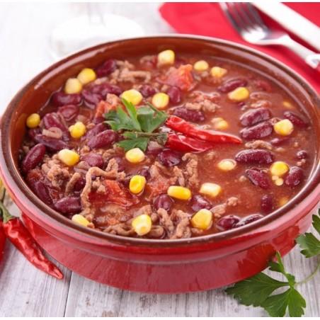 Chili con carne au maïs