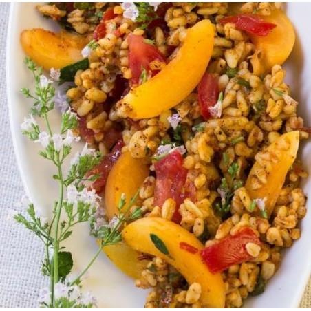 Kisir : salade turque au boulgour
