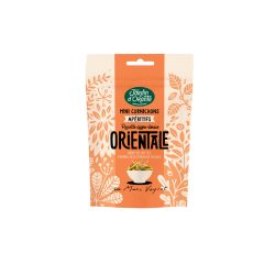 Mini cornichons apéritifs recette orientale