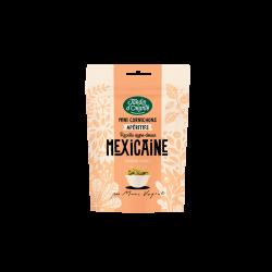 Mini cornichons apéritifs à la Mexicaine