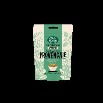 Mini cornichons apéritifs à la Provençale