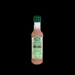 Sauce salade sans huile Echalotes et Ciboulette