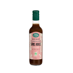 Sauce salade sans huile Bio Balsamique