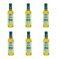 Huile d'Olive vierge extra bio saveur Basilic