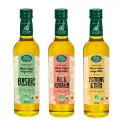 huiles d'olive Jardin d'Orante