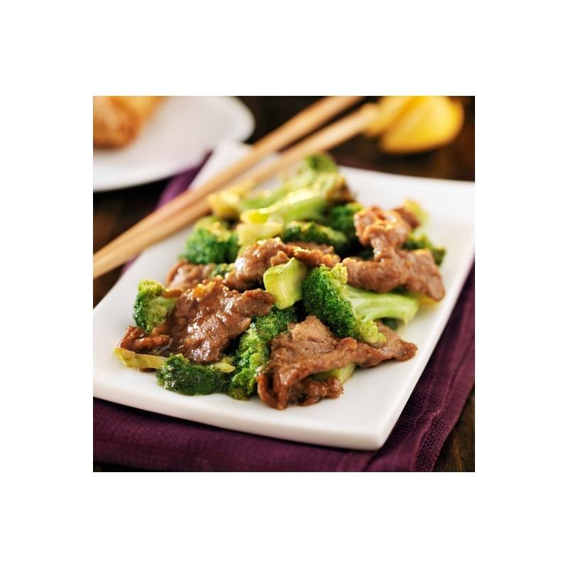 Sauté de bœuf au brocoli façon asiatique